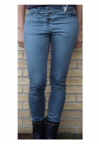 Copenhagen Luxe bukser Greyblue - Bukser - MaMilla