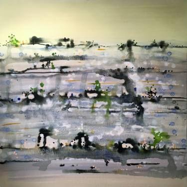 """Saatchi Art Artist Randi Antonsen; Painting, """"take a little time"""" #art"""