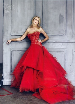 Noni Smith #editorial #Celebrity #Naomi Watts