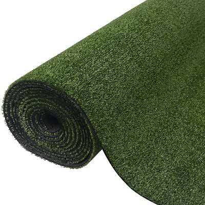Synthetic Grass 181031: Vidaxl Artificial Grass Mat Garden Lawn Fake Grasses Uv-Resistant 3.3 X 98.4 Ft -> BUY IT NOW ONLY: $129.99 on eBay!