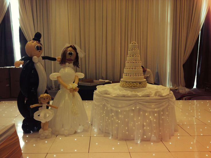 Cake table http://www.carltonhotelblanchardstown.com/weddings