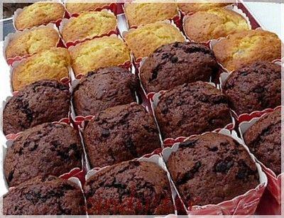 Muffins Al Cioccolato Di Nigella