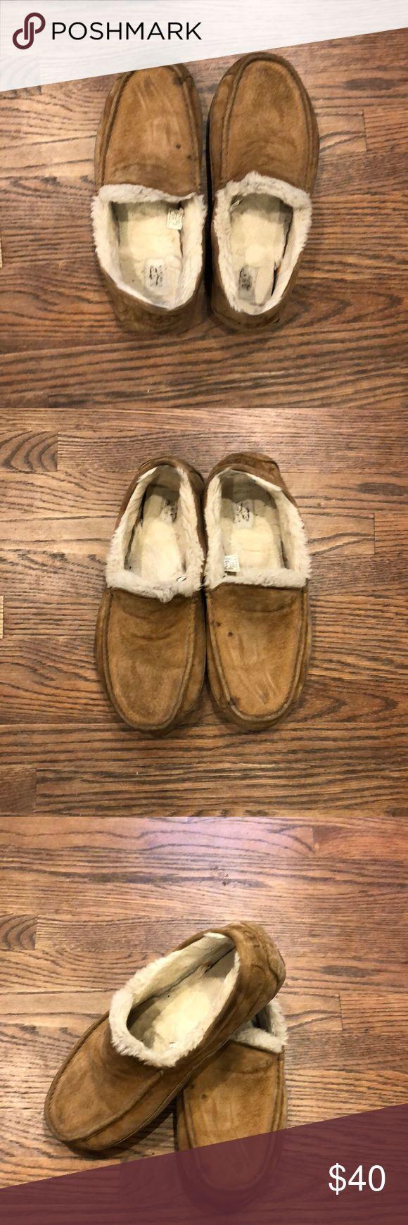 Ugg Ascot Slipper - Size 13 Ugg Men's  Ascot Slipper Chestnut Size 13 UGG Shoes