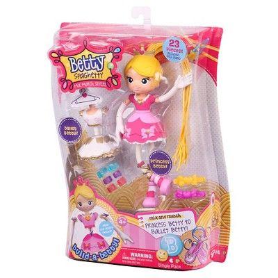 Betty Spaghetty Doll - Royal Dance
