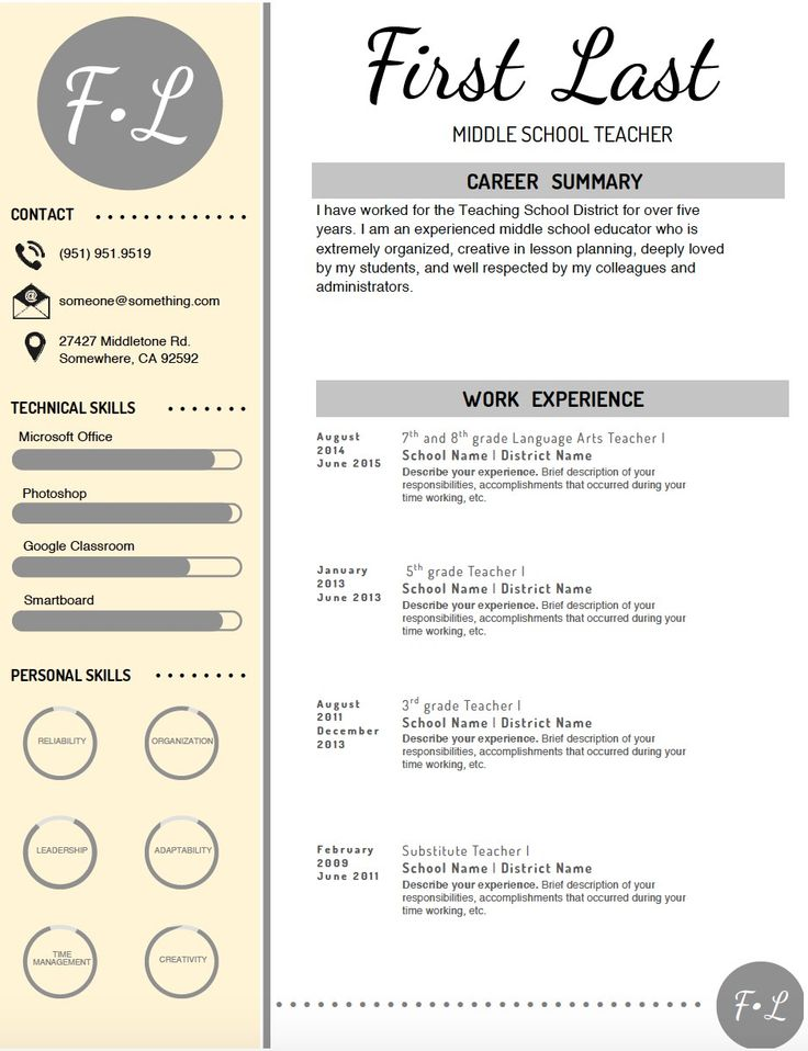 19 best Resume images on Pinterest Resume ideas, Resume tips and - fire fighter resume