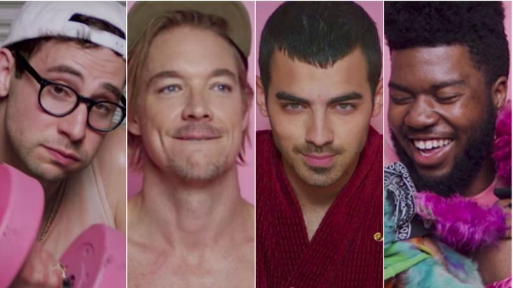 Charli XCX Grabs Every Famous Boy We Can Think Of For Her New Video - MTV