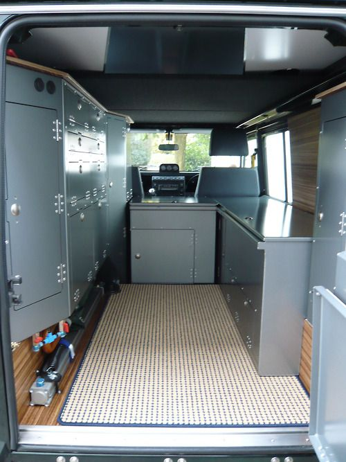 Honda Element Table >> 107 best SUV storage images on Pinterest | Caravan, Vans and Camper trailers