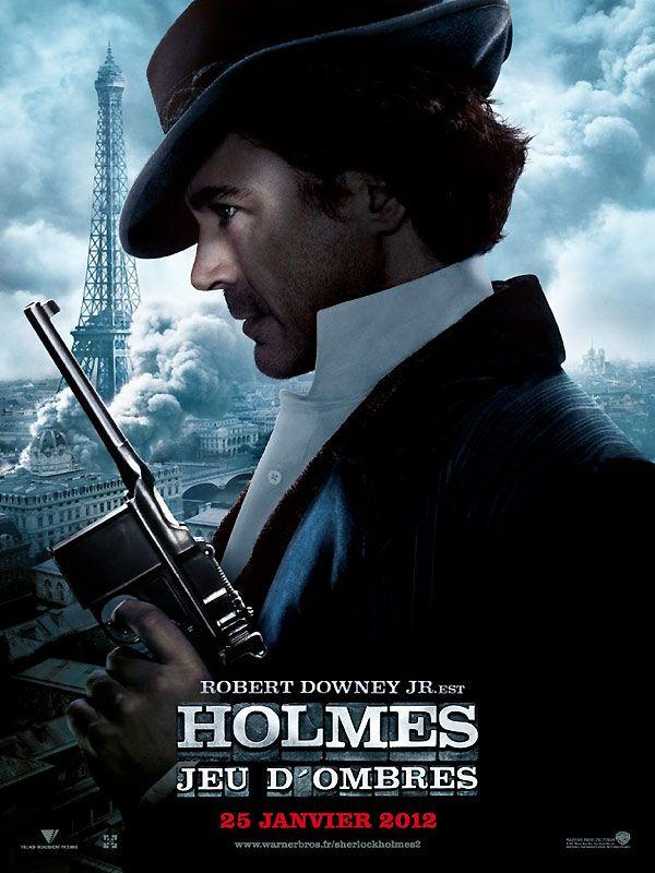 Madness Story: [Films] Sherlock Holmes, jeu d'ombres de Guy Ritch...