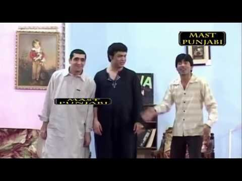 mastpunjabi: Stage Drama Full Comedy Zafri Khan & Shahid Khan &...