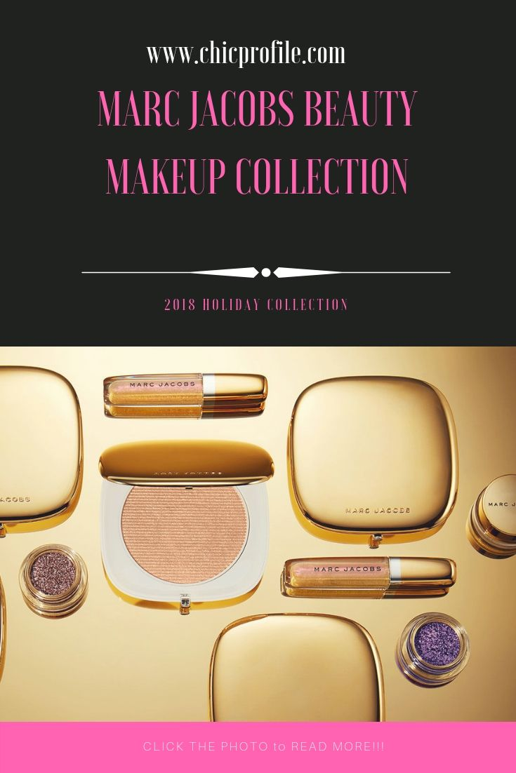 Jacobs marc beauty holiday makeup collection recommendations dress for on every day in 2019