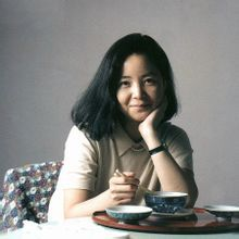 It was loved by many peaple of Asia Diva, Teresa Teng.