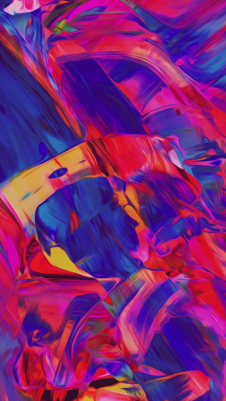 Abstract Color Collage Wallpaper Art wallpaper iphone