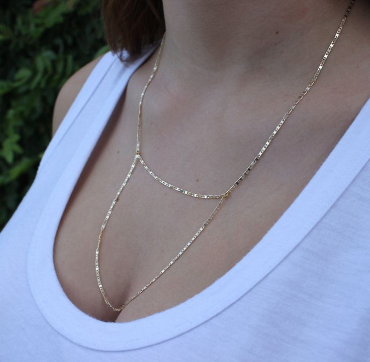 DESI CAGED GOLD Necklace by esmecollection on Etsy
