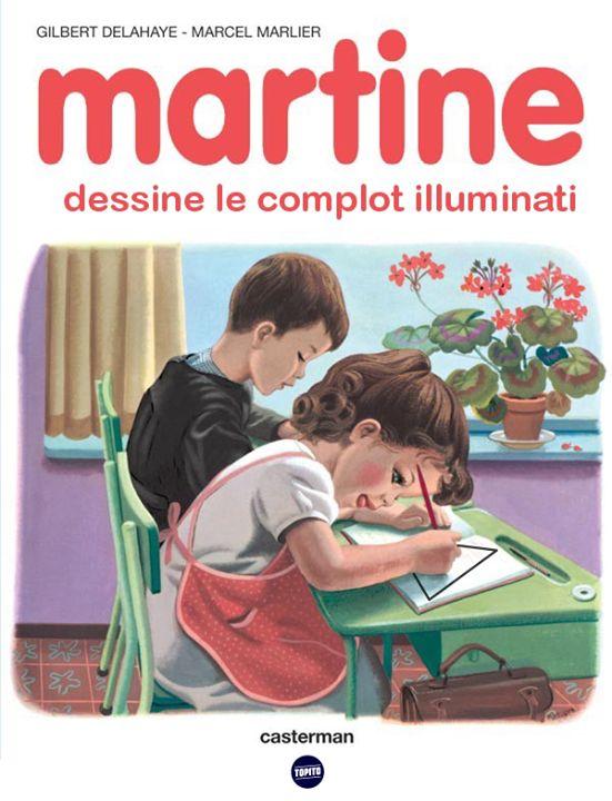 Martine a tout compris.