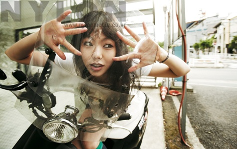 nylon - kimminhee4