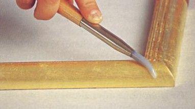 Oltre 25 fantastiche idee su pittura dei mobili su - Cornice dei mobili ...