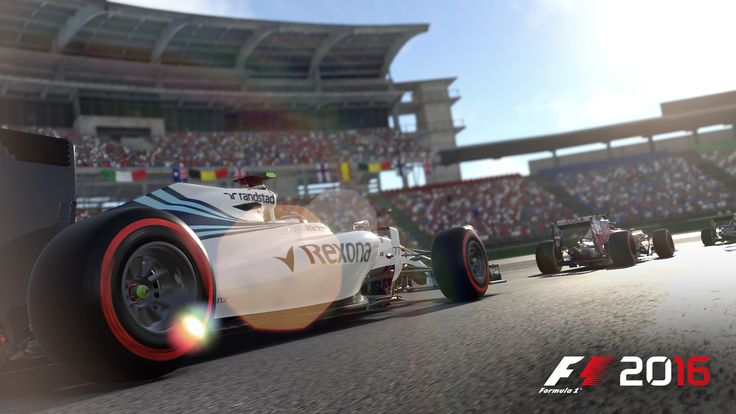 Formula 1 2016 Game Review