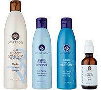 Ovation Hair's 4 Piece Repair & Replenish Kit - A301037