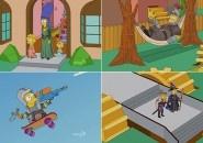 Os Simpsons faz paródia da abertura de Game Of Thrones