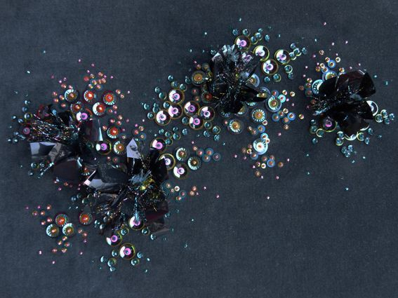 Furor Brillante: WORKS 7  Superb Embroidery