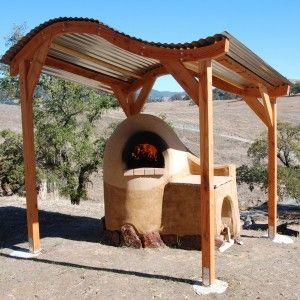 A cob oven building workshop!