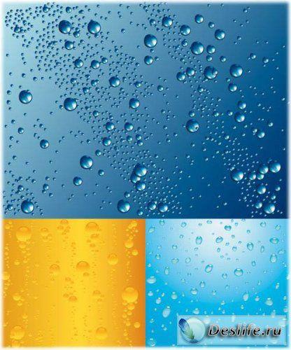 Капельки воды и пузырьки в пиве » Deslife.ru - портал о дизайне во всех его проявлениях