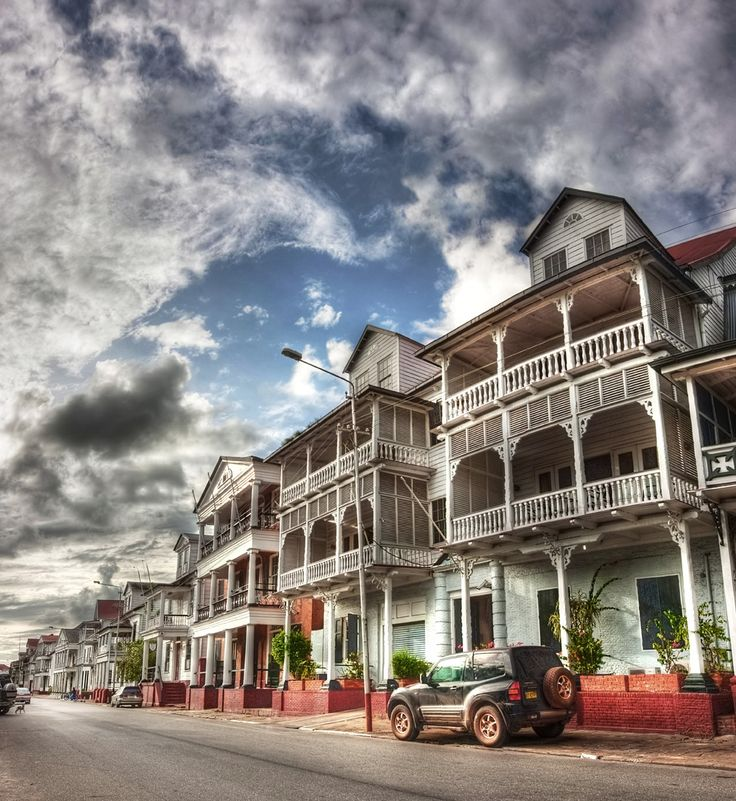 paramaribo, suriname ~ Where my Grandma was born & raised and where I hope to visit one day
