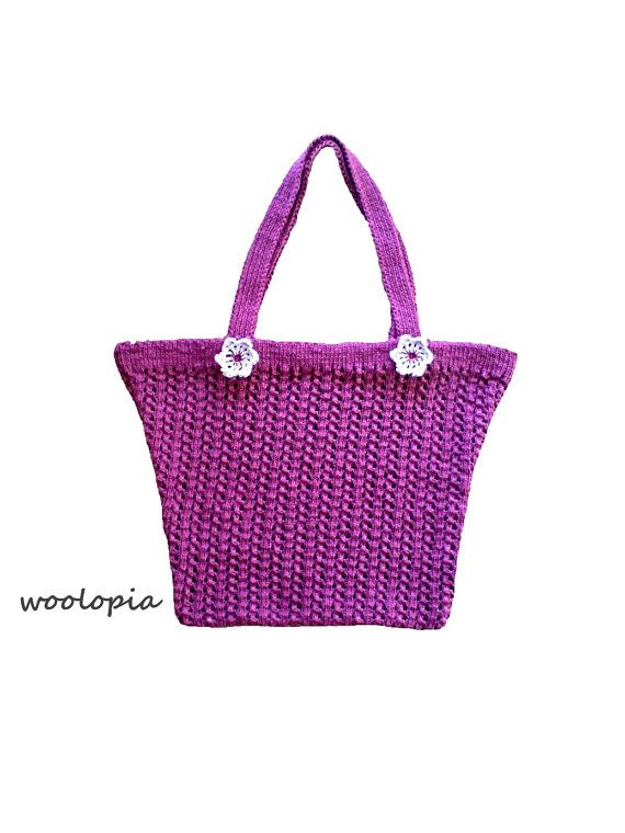 Hey, I found this really awesome Etsy listing at https://www.etsy.com/listing/153280928/womens-bag-purse-with-crochet-flowers