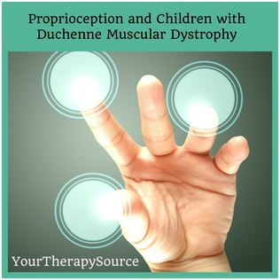Proprioception and Children with Duchenne Muscular Dystrophy  - pinned by @PediaStaff – Please Visit  ht.ly/63sNt for all our ped therapy, school & special ed pins