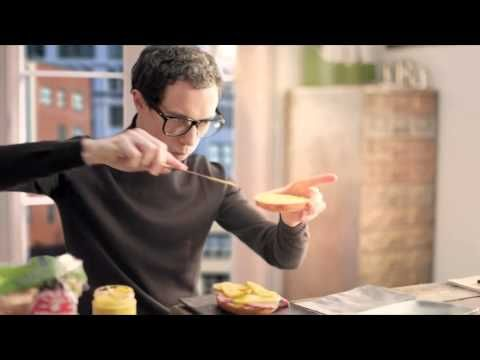 New York Bagel Co new TV advert - featuring their clever new tag line