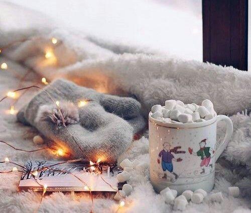 coffee, cozy, and december resmi