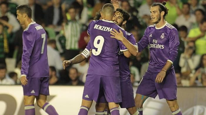 El Real Madrid, el equipo de las botas viejas