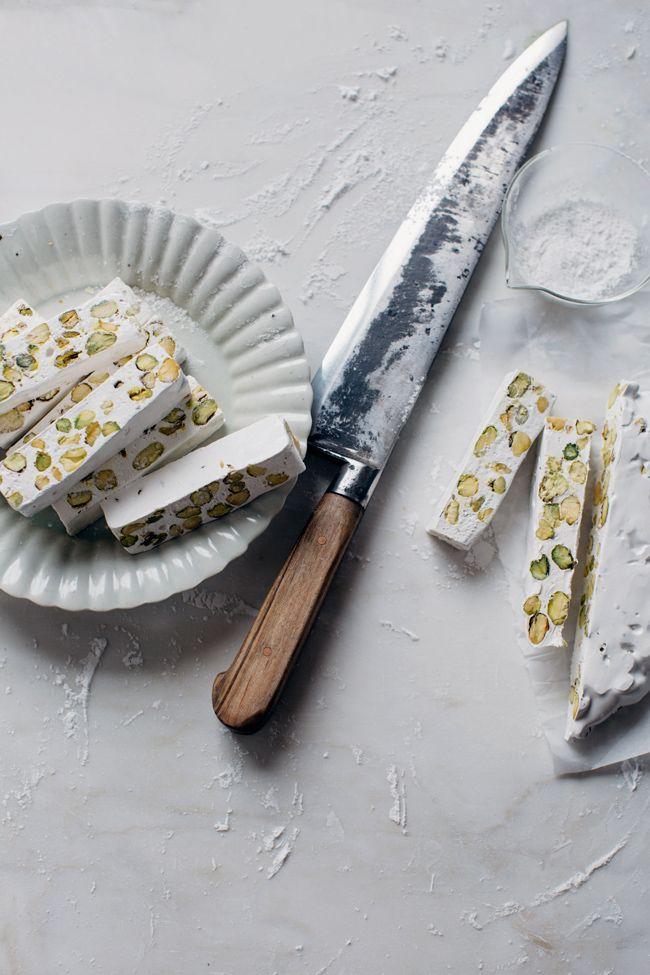 pistachio nougat   FoodBlogs.com