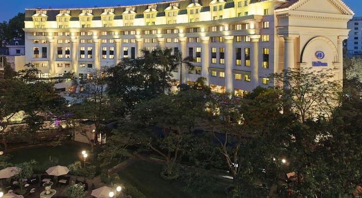 泊ってみたいホテル・HOTEL|ベトナム>ハノイ>ハノイのフレンチ・クオーターに位置しているホテル>ヒルトン ハノイ オペラ(Hilton Hanoi Opera)  http://keymac.blogspot.com/2014/11/hotel-hilton-hanoi-opera.html?spref=tw