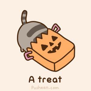 Pusheen the Cat | Lazy Costume Ideas!