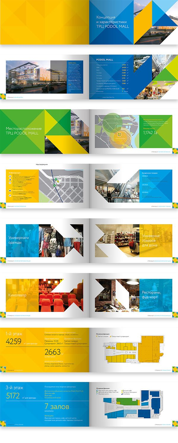 PODOL MALL BRAND IDENTITY / 2013 on Behance