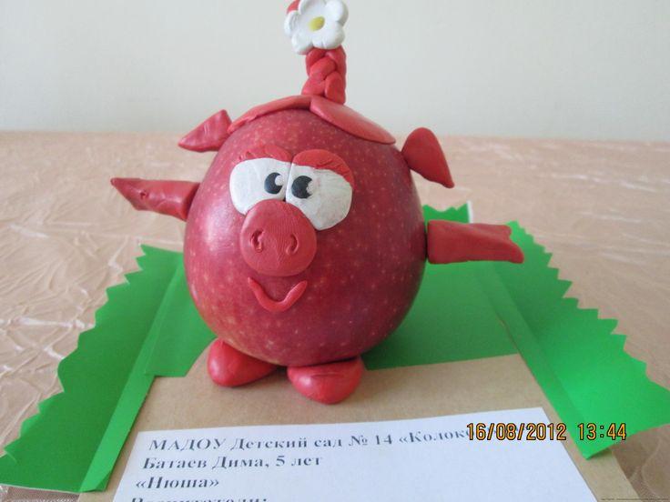 Поделки из овощей и фруктов для детей и взрослых на праздник Осени в школу или детский сад. Море идей что можно придумать и сделать из овощей и фруктов.