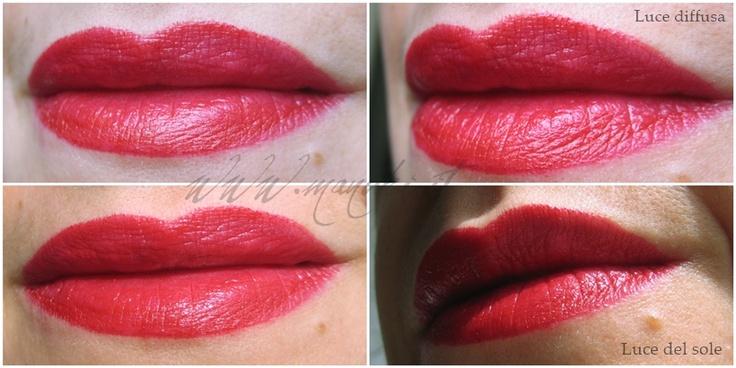Tom Ford: Novita' primavera 2013 e Review Rossetto Cherry Lush | Manukis Makeup and Creativity ☆