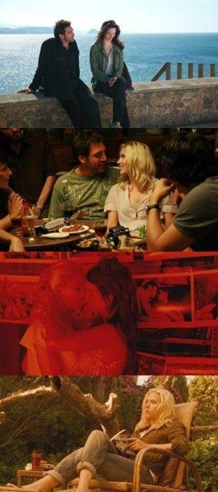 Vicky Cristina Barcelona, 2008 (dir. Woody Allen)