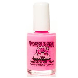 Pinkie Promise... Safe to use on babies nails and toesies! Korai will have cute feet this summer ❤