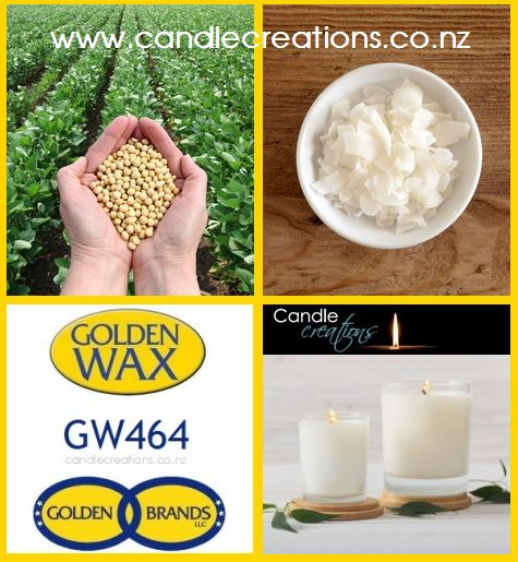 Candle Creations has everything you need to make beautiful scented soy candles at home.