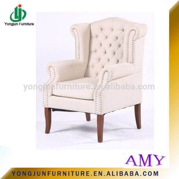 Franse stijl bekleding woonkamer houten bank arm stoel met houten frame koper nagel, houten eetkamer fauteuil-afbeelding-woonkamer sofa-product-ID:60208170196-dutch.alibaba.com