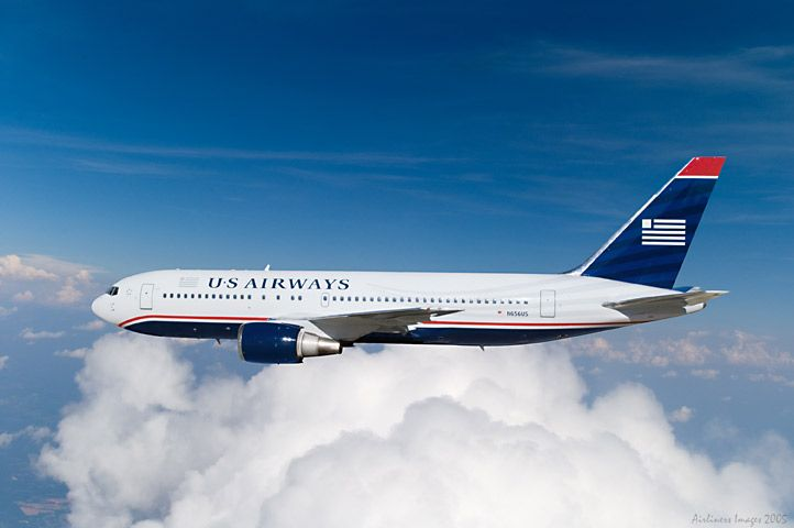 US Airways donates 2 roundtrip tickets to schools. We're not in one of their hubs, but perhaps Delta has similar program