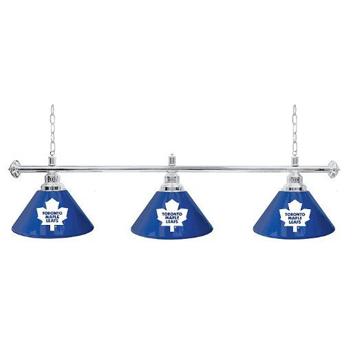 NHL Toronto Maple Leafs 60-Inch Three-Shade for the New man Cave :)
