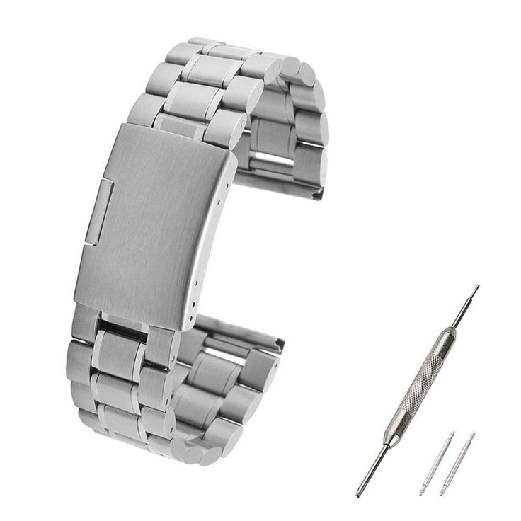 ECSEM® 1pc [Silver] Replacement Stainless Steel Watch Band For Motorola Moto 360 2 (2nd Gen, 42mm) Only - No Fitness Tracker or Other Parts. ECSEM® 1pc [Silver] Replacement Stainless Steel Watch Band For Motorola Moto 360 2 (2nd Gen, 42mm) Only - No Fitness Tracker or Other Parts. Fits Perfectly (Easy Interchangeable Design). High Quality Stainless Steel Material - Durable & Comfortable Fit. Wrist Band Only for Motorola Moto 360 2 (2nd Gen, 42mm), not for other models, please choose the...