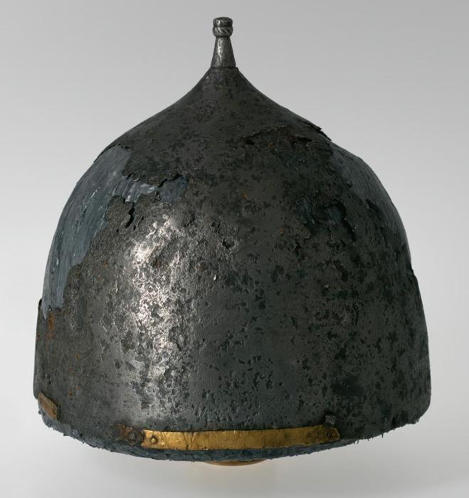 Шлем железный XIV-XVвв.
