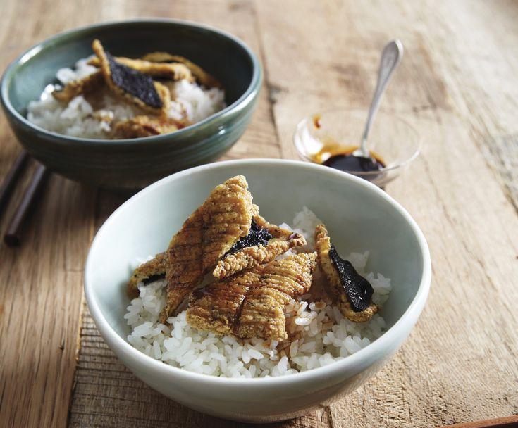 Sweet and Savory Tofu Eel Recipe