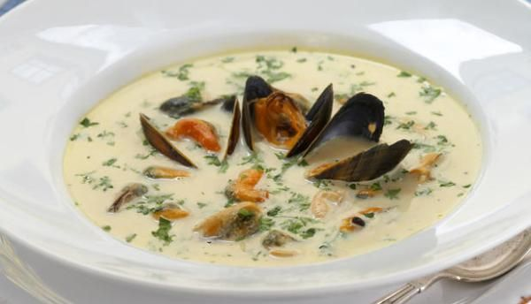 Как приготовить сливочный суп из морепродуктов? Суп из морепродуктов: рецепт. Как приготовить суп из морепродуктов