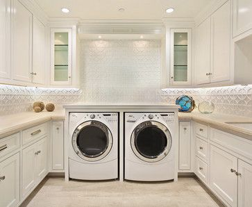 ocean - traditional - laundry room - orange county - by Patterson Construction Corporation