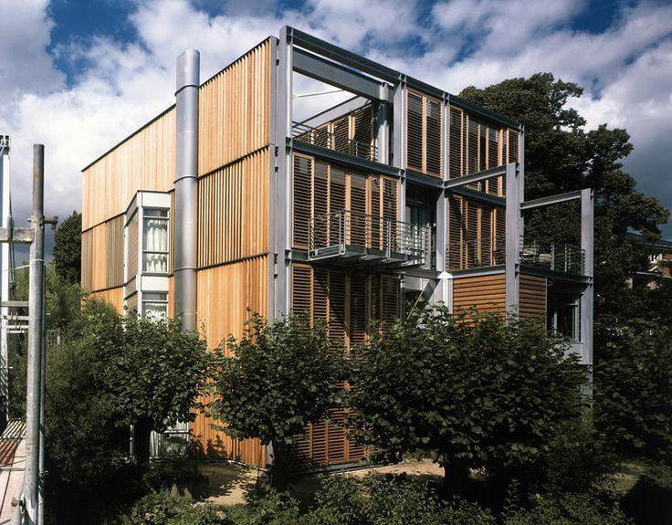 Deutschland, Hamburg Wohnhaus Von Gerkan, Elbchaussee. Modern  ArchitectureGermanyHamburgArchitectsContemporary ArchitectureDeutsch